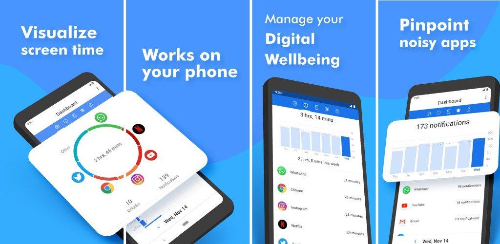 تحميل تطبيق Action Dash لمعرفة تفاصيل استخدام هاتفك