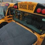 Image for the Tweet beginning: Seatbelts on school buses could