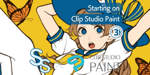 Clip Studio Paint On Twitter Check Out Our Latest Collaboration Article With Japanese Magazine Small S In This Series Digital Art Newbies Team Up With Seasoned Professionals To Learn New Techniques Features