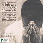 Intolerância Religiosa Twitter Photo
