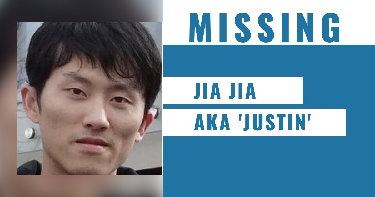 34-year-old missing man, Jia needs your RTs to bring him home. He was last seen in the Mernda area in late December and has had no contact with his family since.  📞 Mill Park Police Station - (03) 9407 3333  More → https://t.co/TRW6ZbUa7a