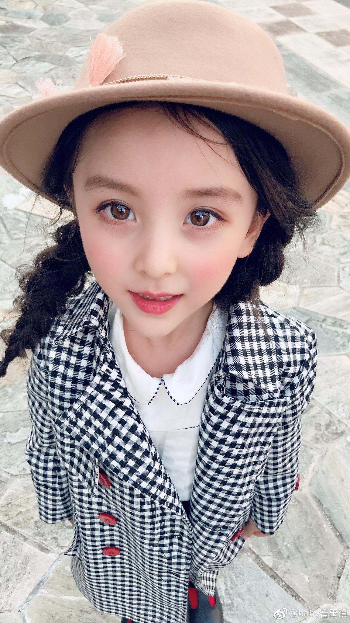 【衝撃】中国の5歳児(曾禹淇ちゃん)が可愛すぎるwwww