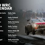 The #WRC returns this week, this is your guide for the season ahead ⬇️