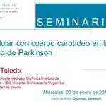 Image for the Tweet beginning: Seminario en @IBV_CSIC, miércoles 23