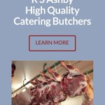 Image for the Tweet beginning: Check out our new website!😀  #cateringbutcher
