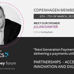 Image for the Tweet beginning: Copenhagen member meeting 6-7 March,