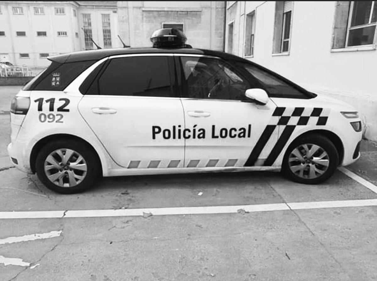 Agentes de Brigada Especial  de Seguridad Ciudadana @LeonPolicia del @LeonAyto  detuvieron por #robo con fuerza en las cosas a 4 personas el pasado #finde                                   ☎️ 092 / 112 #AmigosDeLoAjeno                                    #PoliciaLocalCercaDeTi