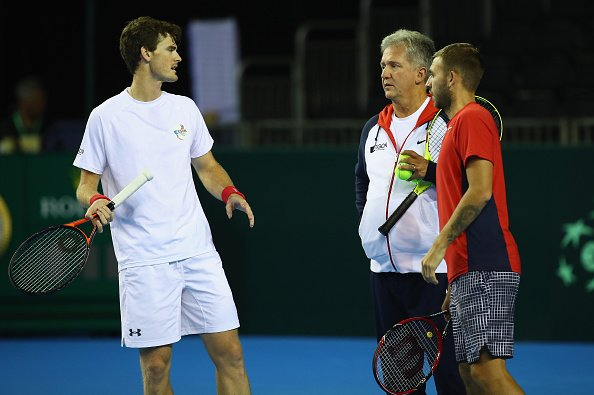 BBC Sport's photo on Dan Evans