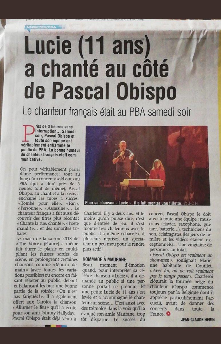 Merci pour ce bel article ! #charleroi #onestpasseulsurlaterre #tournee #pascalalabasse https://t.co/vAVrNtB3gi