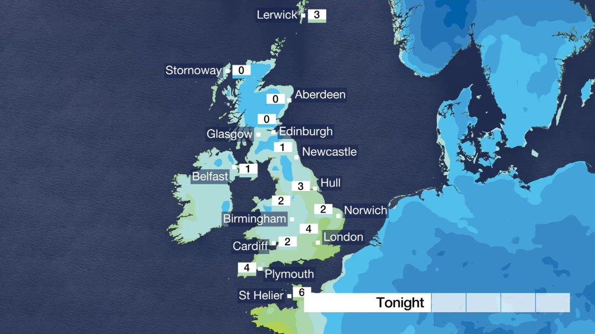 Another cold night tonight for many. LM