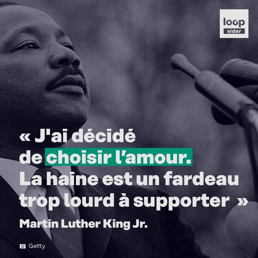 51 ans après son assassinat, c'est le #MartinLutherKingDay aux États-Unis.