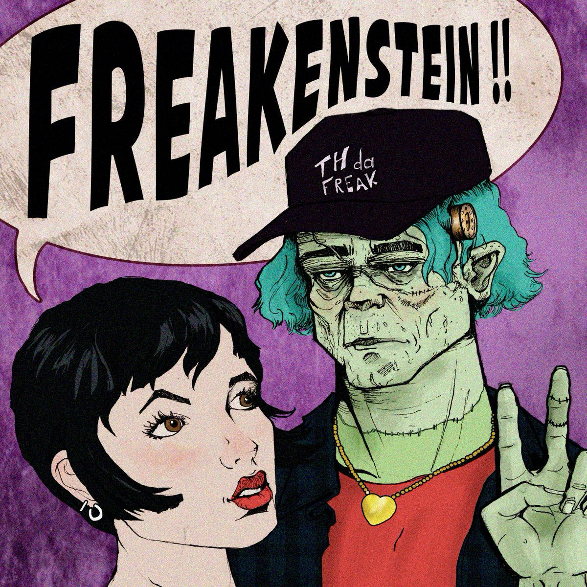 TH Da Freak Freakenstein