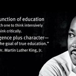 Image for the Tweet beginning: Happy #MartinLutherKingJr  Day