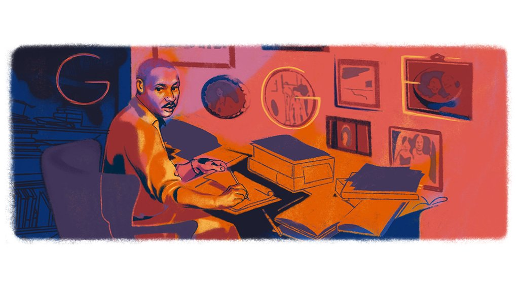 'Darkness cannot drive out darkness; only light can do that. Hate cannot drive out hate; only love can do that.'  Today's #GoogleDoodle by artist @carefulblackgrl honors civil rights leader Martin Luther King Jr. → https://t.co/AVGT8wszCy #MLKDay