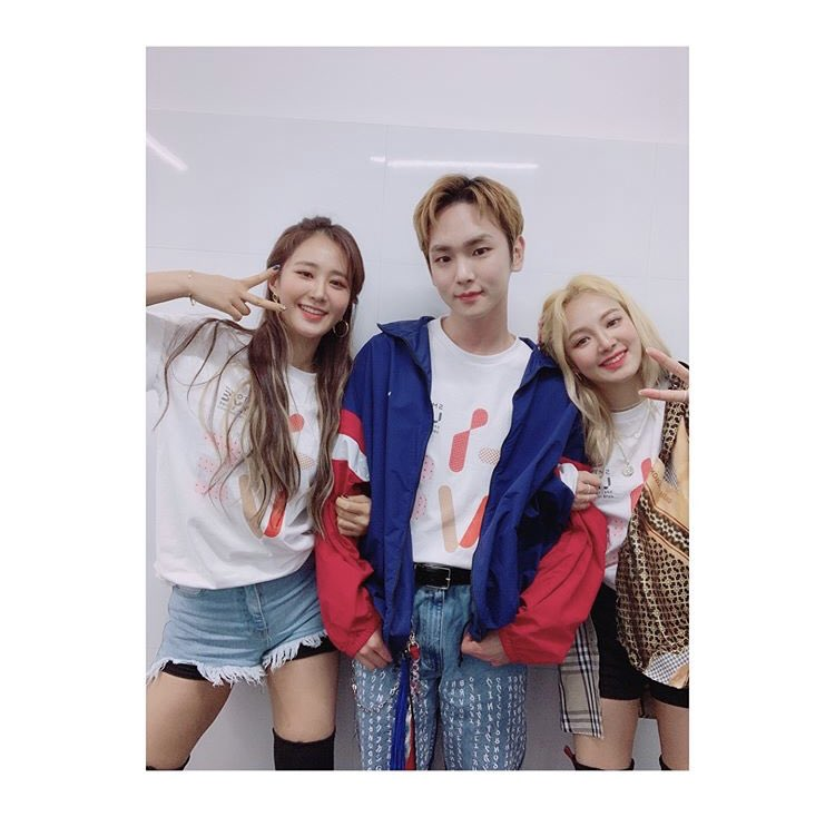 Yuri and Hyoyeon with Key | allkpop Forums  Yuri and Hyoyeo...