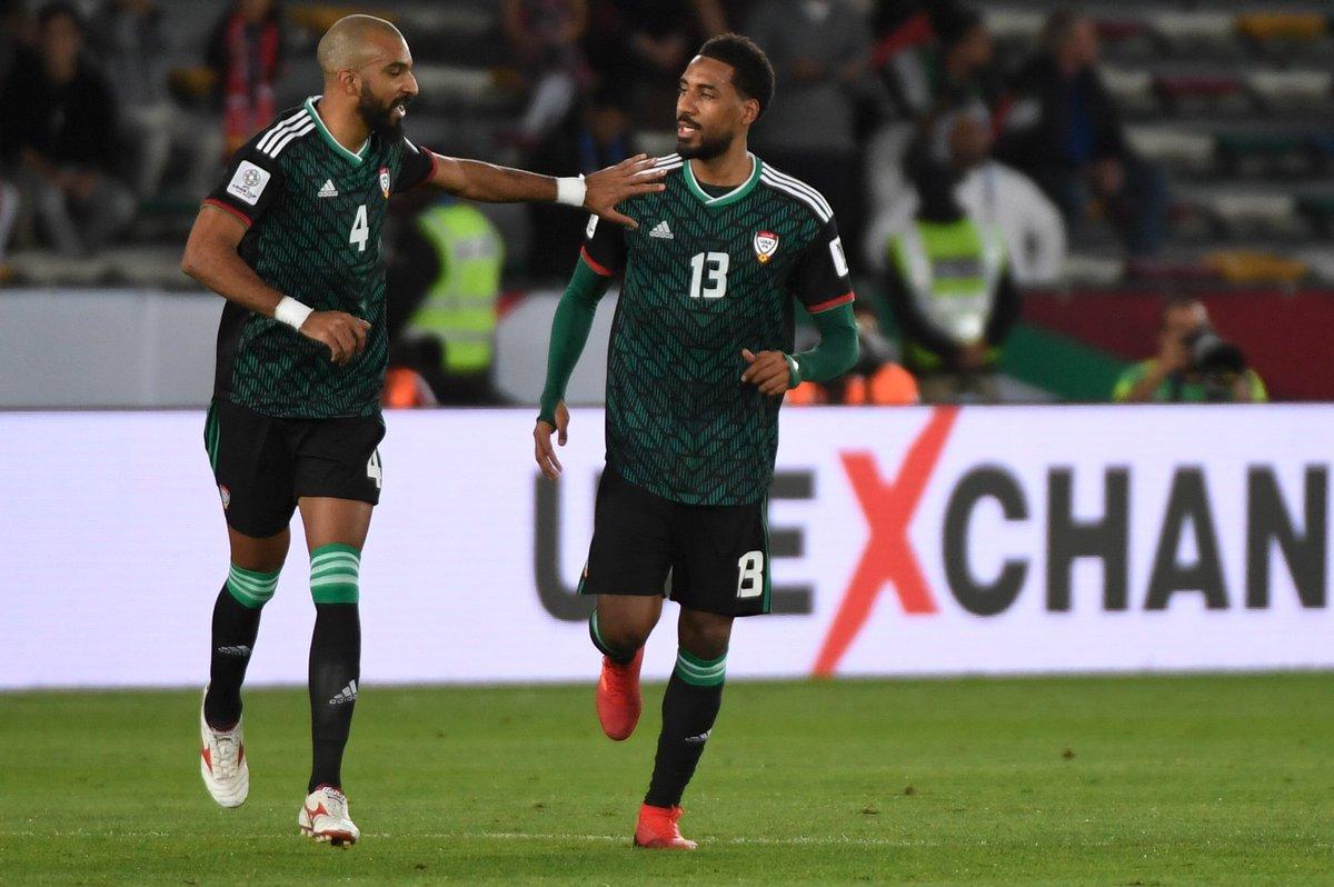 منتخب الإمارات يتأهل للدور ربع النهائي من كأس آسيا 2019 26