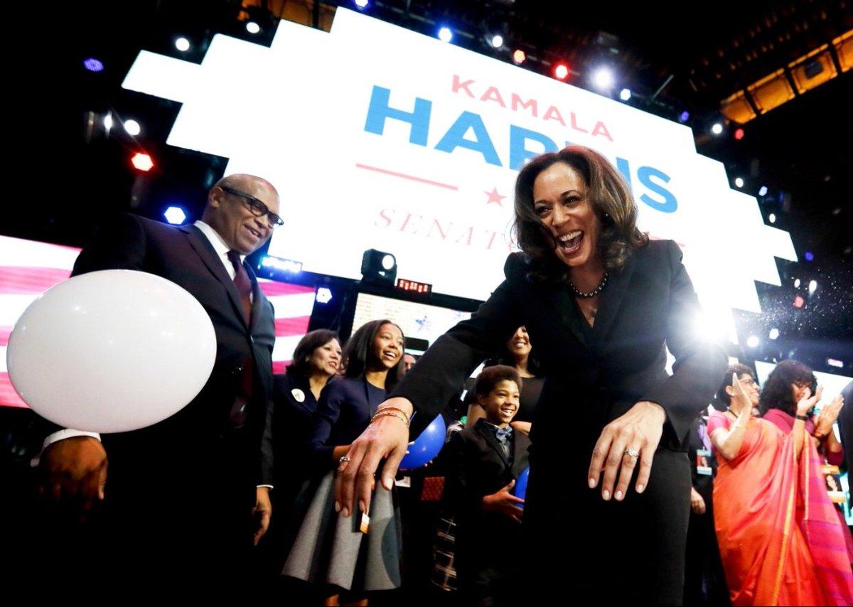 Kamala Harris has officially announced her plans to run for president in 2020 https://t.co/j7BPvAREGA