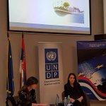 """Image for the Tweet beginning: Prezentacija @UNDPSerbia programa """"Zajedno za"""