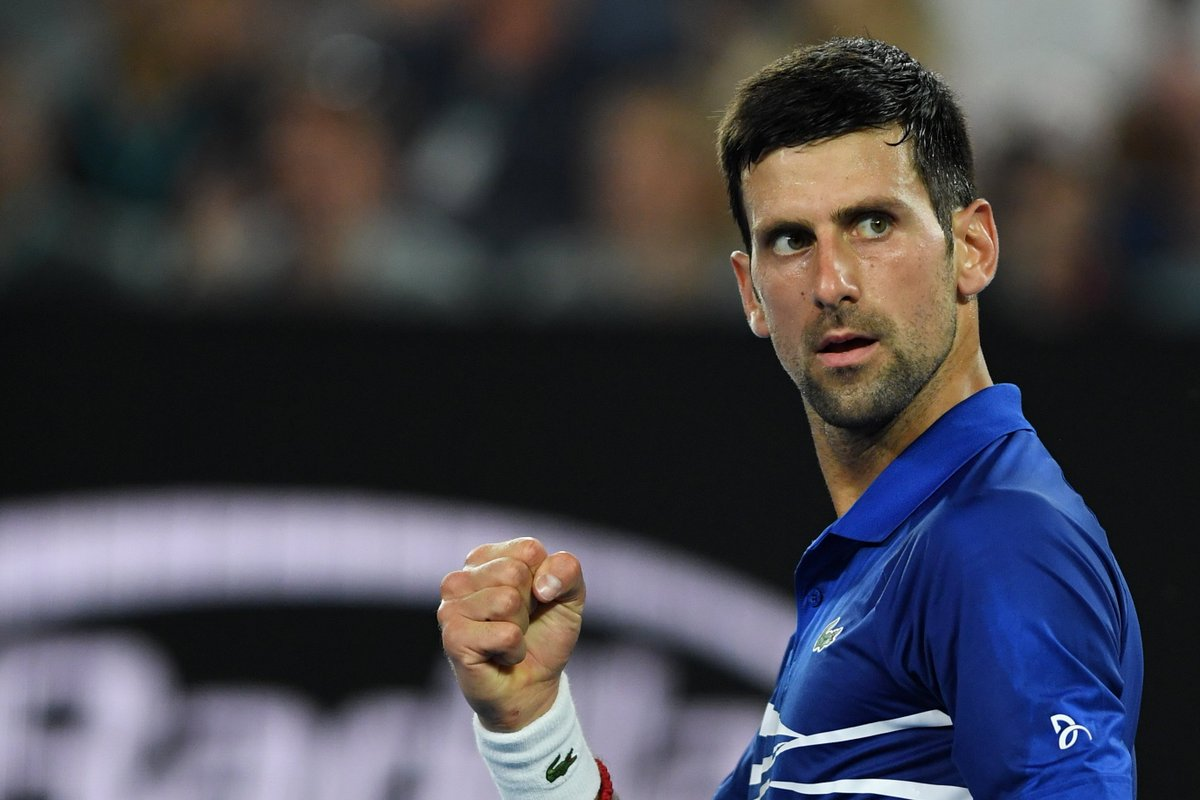 We Are Tennis France's photo on #djokovic