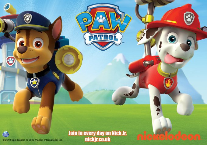 SEE PAW PATROL'S CHASE & MARSHALL AT INTERVALS ON THE 19TH FEBRUARY! Get your cameras ready as our favourite heroic pups come back to The Hop Farm! Info: https://t.co/KyFOXphO1c #pawpatrol @KMWhatsOn @KSCourier @Kent_Online https://t.co/LUWsFGYdE...