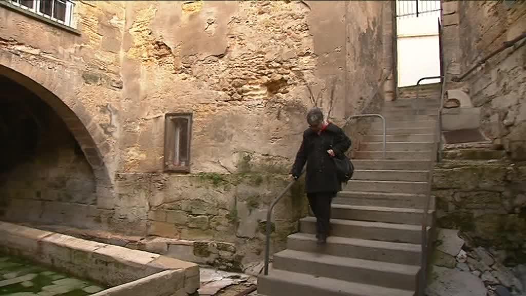 A voir et revoir sans modération. Et on oublie pas de se mobiliser pour sa restauration via la #cagnotte en ligne ! #don #lormont #patrimoine #lavoirblanchereau #tresorscaches #gironde #NouvelleAquitaine twitter.com/F3Aquitaine/st…