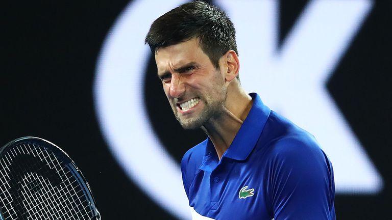 Sky Sports Tennis's photo on #AusOpen