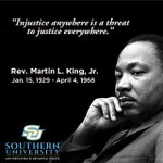 martin luther king jr. Twitter Photo