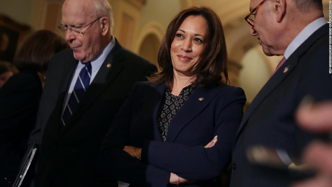 Now that Sen. Kamala Harris is in, here are the Democrats who've said they're running for president https://t.co/3N5Y8CIidw