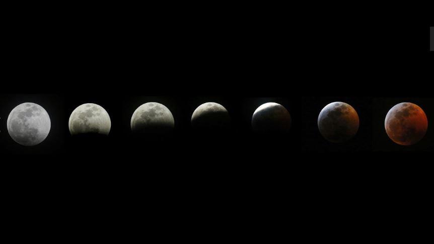 🌕🌔🌓🌒🌑Super wolf blood moon lunar eclipse delights skygazers!  PHOTO GALLERY - https://t.co/eTvyResTX9