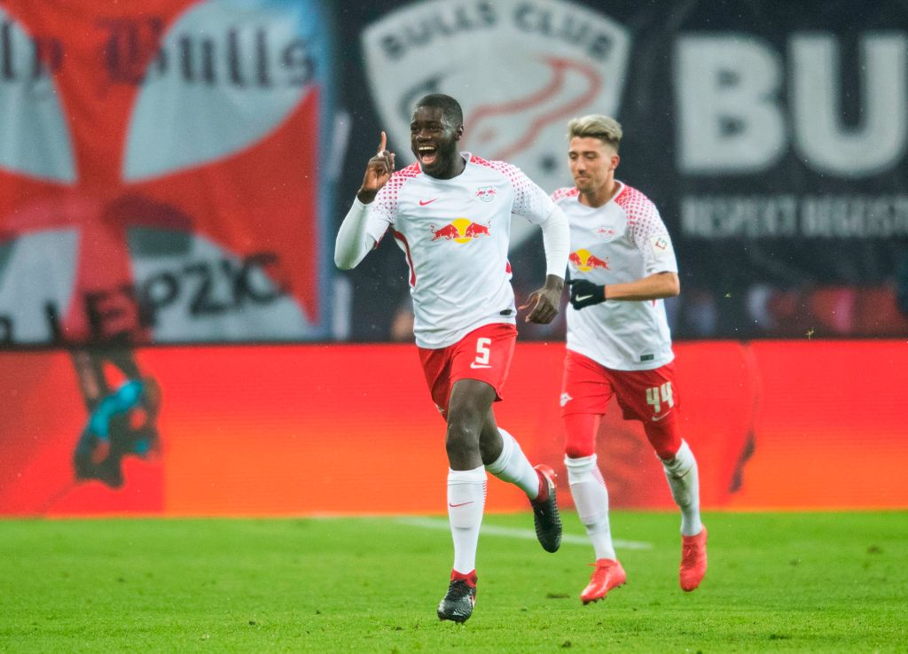 Squawka Football On Twitter Dayot Upamecano 88 Age 20 Position Cb Club Rb Leipzig Strongest Attribute 99 Strength With 99 Strength At 6 1 To Add To 88 Pace The Up And Coming Upamecano May