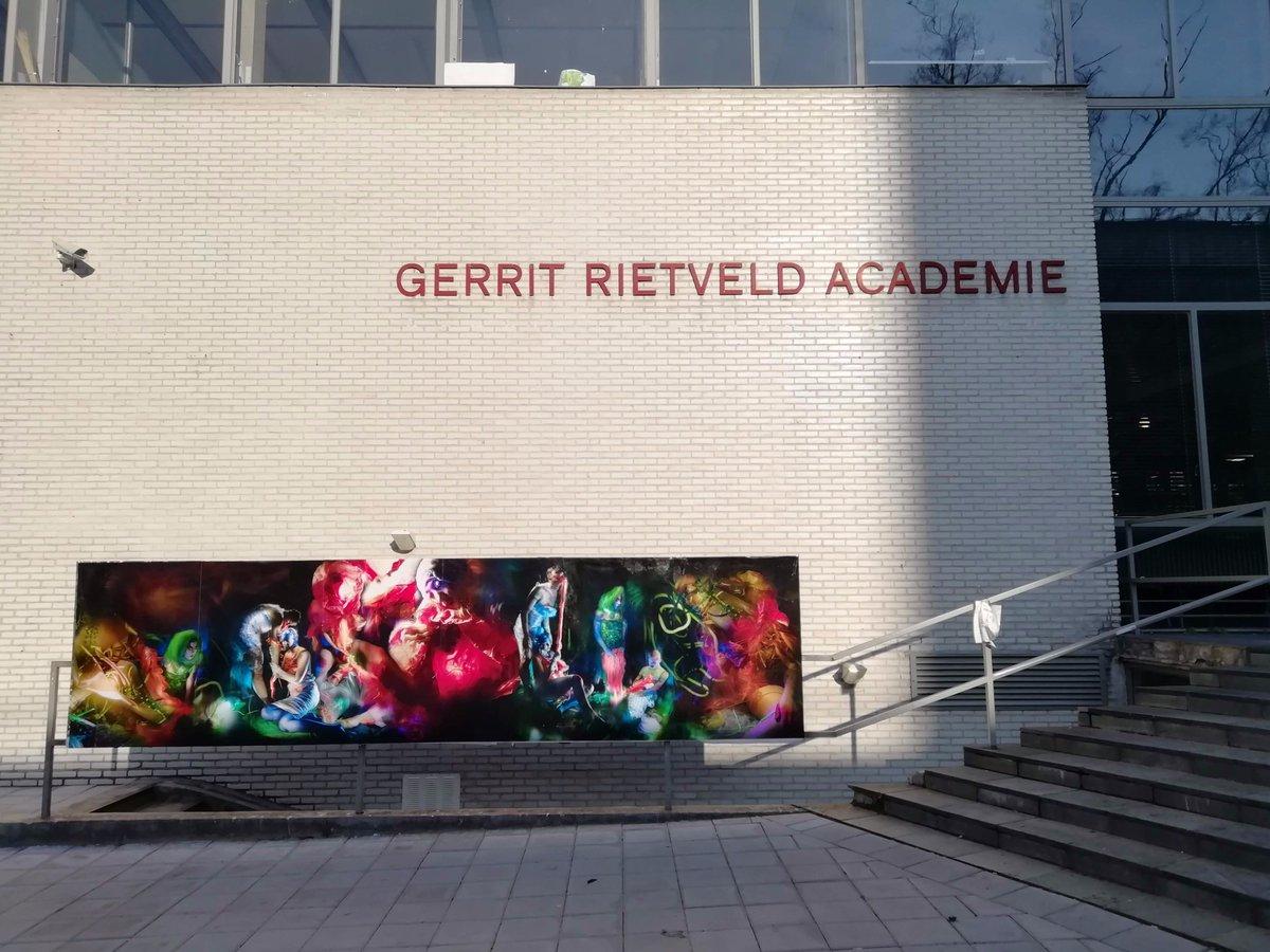 Rietveld Academie At Followrietveld Twitter