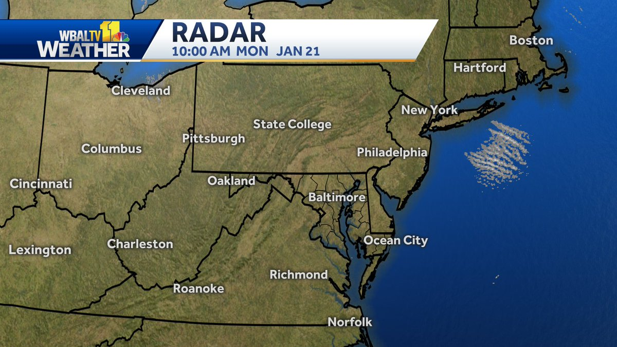 Here's a look at the Mid-Atlantic Radar map. #mdwx https://t.co/QY35tX61sE