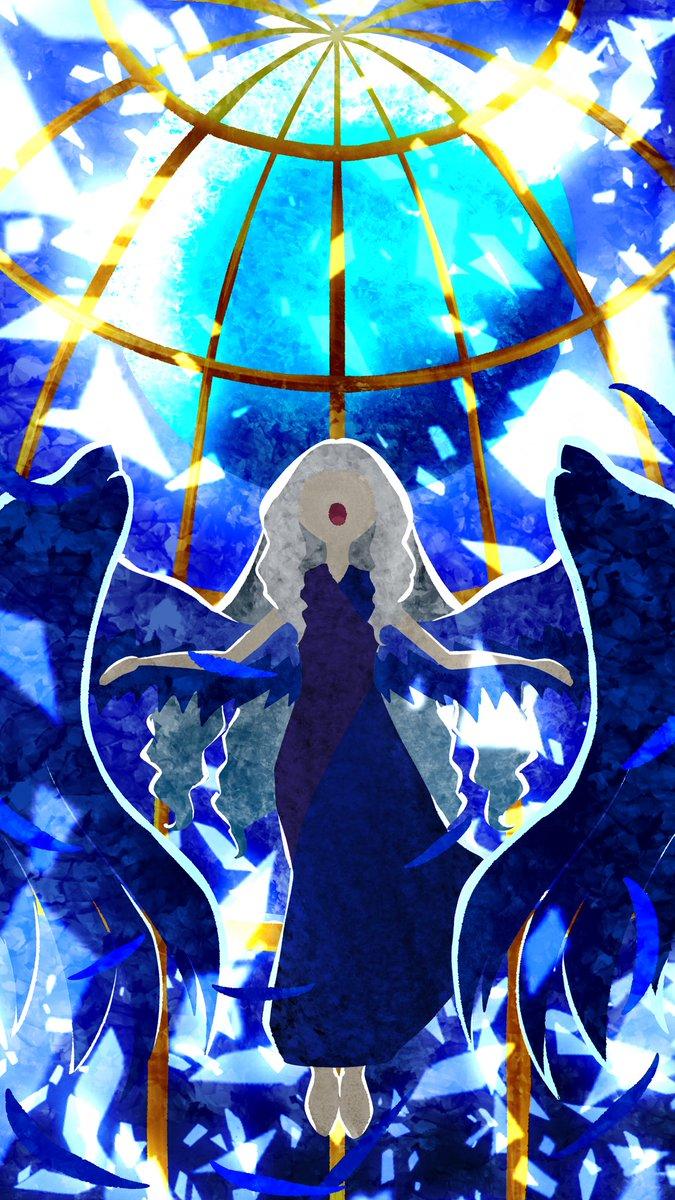 むるむす على تويتر 荒野の天使 スマホ用壁紙 Aikatsustars 白銀リリィ生誕祭 白銀リリィ生誕祭19