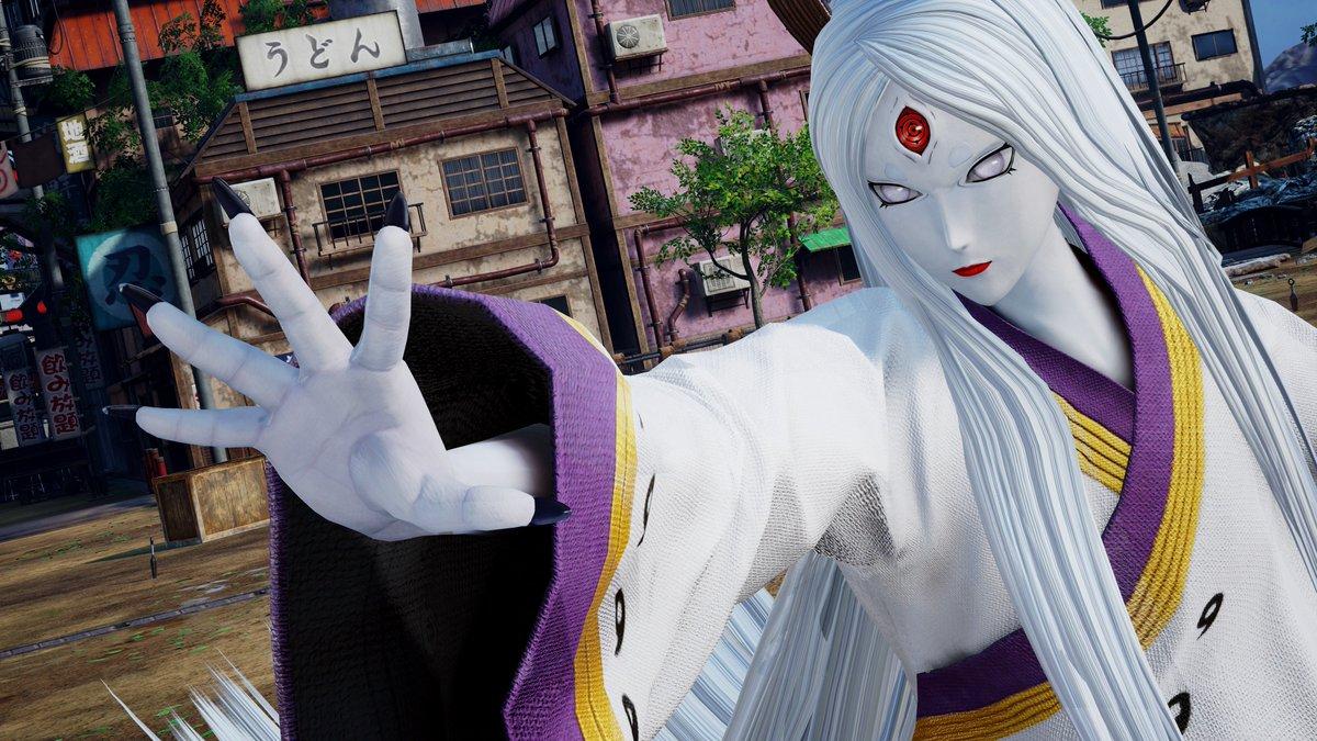 The Mother of Chakra, Kaguya Otsutsuki, Joins JUMP FORCE