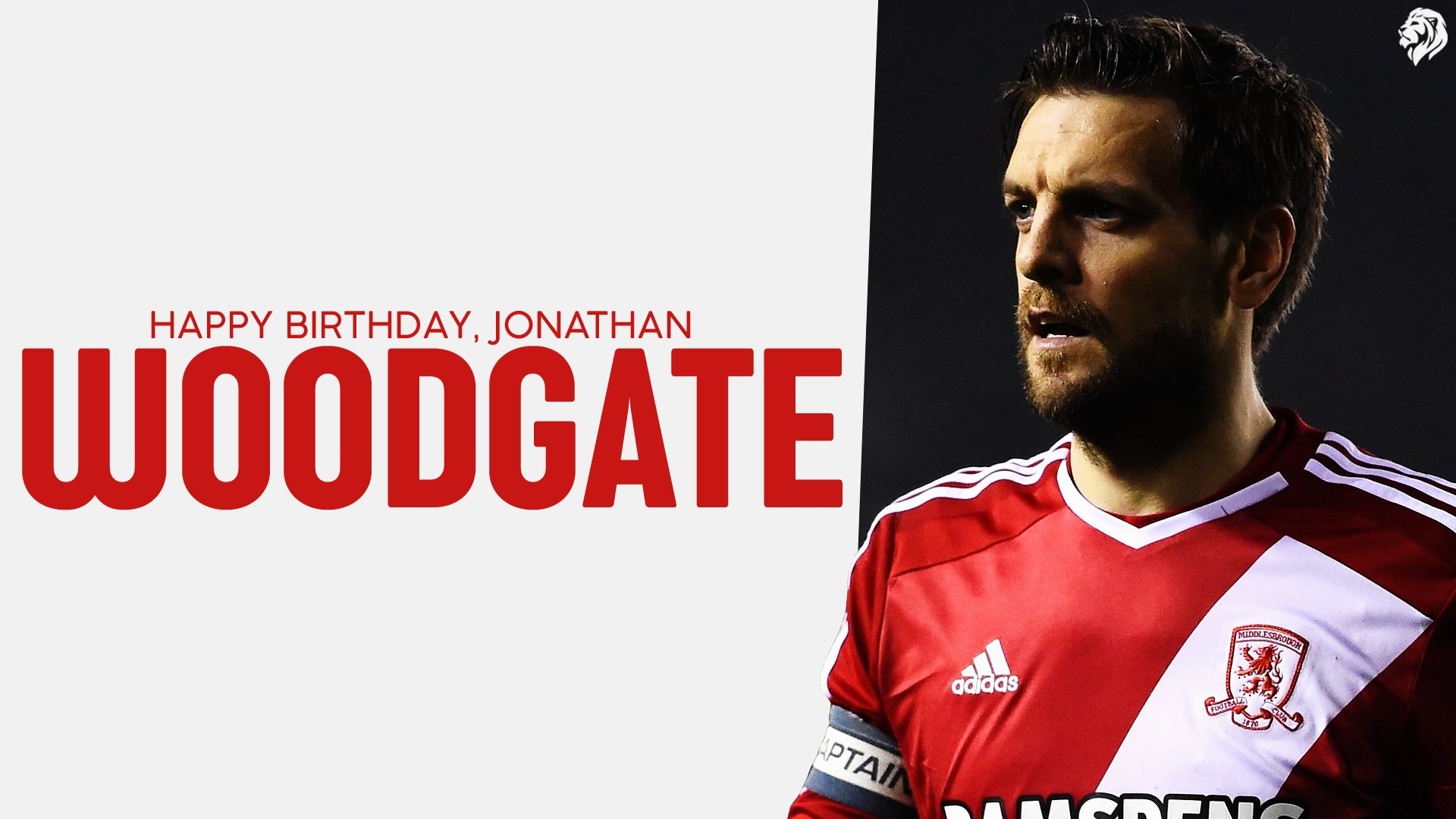 Happy Birthday to ex-player and current coach Jonathan Woodgate!