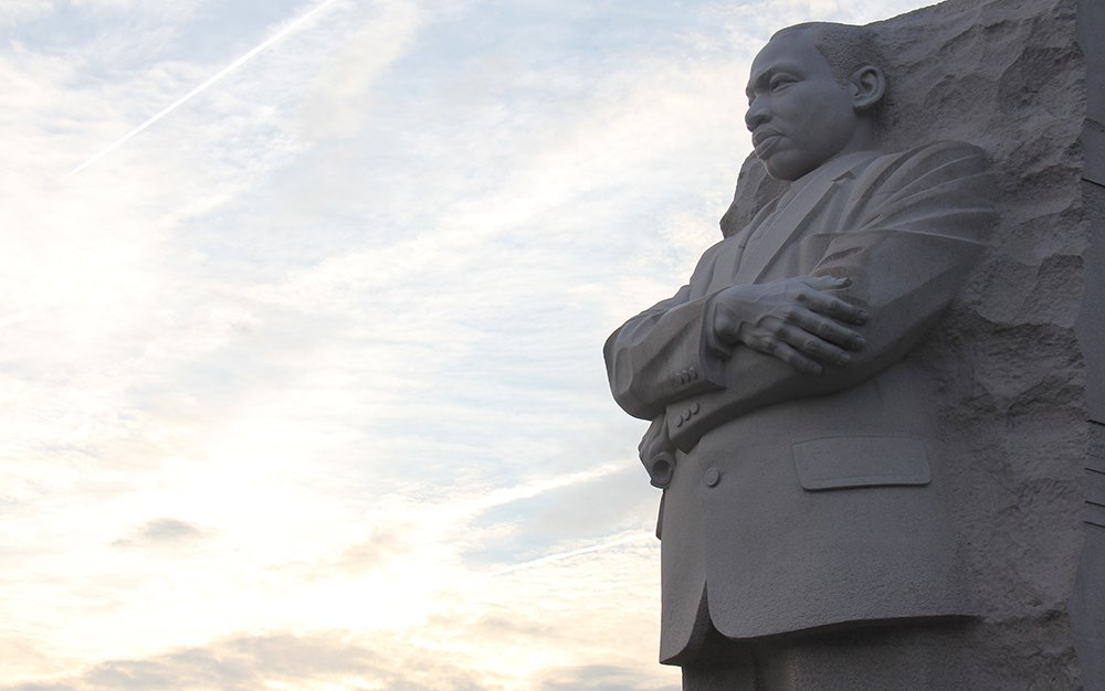 One would think by now that color and cultural divisions would have dissolved, that we were all a happily blended neighborhood. But on this Dr. Martin Luther King Jr. holiday 50 years after his assassination, the dream remains often only a dream. http://ow.ly/7U7D30nmCAp  #MLKDay