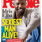 The lack of POC named as Sexiest Man Alive has historically sent a clear message. Did November's selection of Idris Elba change everything? https://t.co/xv1qaE5r8u  #sexiestmanalive #IdrisElba #ItsBoutTime #people