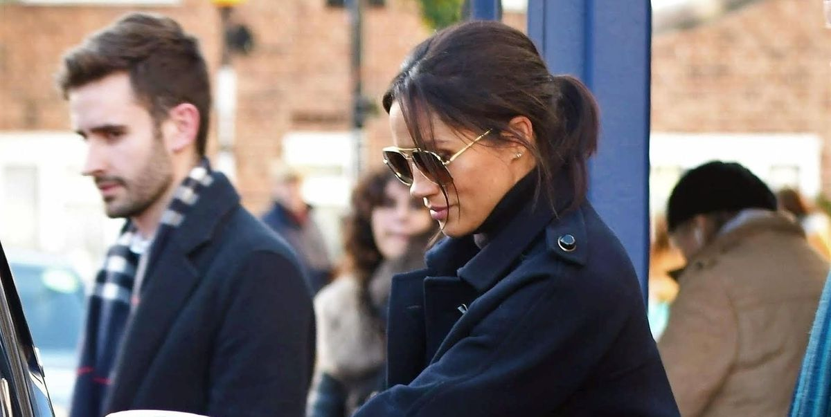 Meghan Markle Was Just Spotted on a ~Secret Lunch Outing~ and She Looked SO Chic https://t.co/apae4K1Ue9