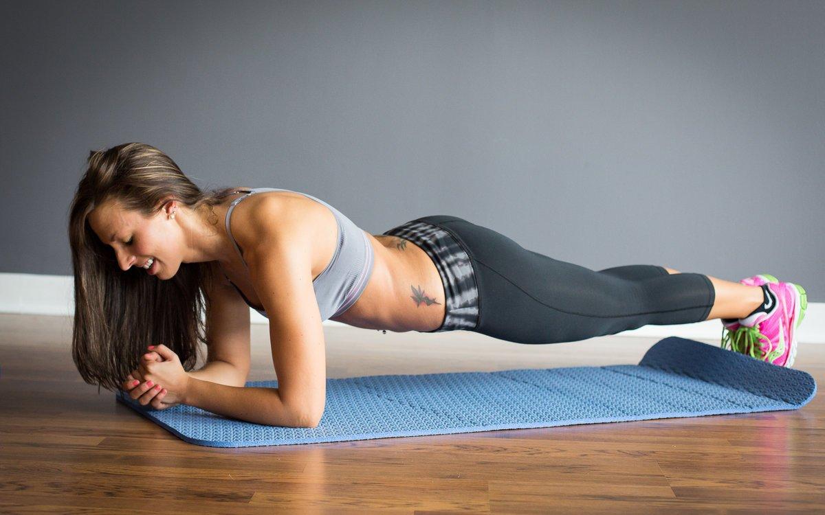 Упражнение Планка Для Похудения Спины. Упражнение планка: как выполнять, польза и вред. 45 вариантов планок + готовый план тренировок!