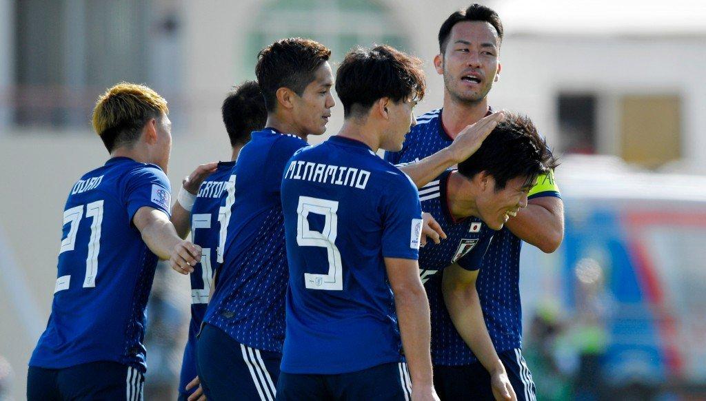 Video: Nhật Bản vs Ảrập Xêút