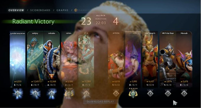 Just one more game before bed! #dota2 Фото