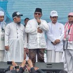 #PrabowoTakutNgaji Twitter Photo