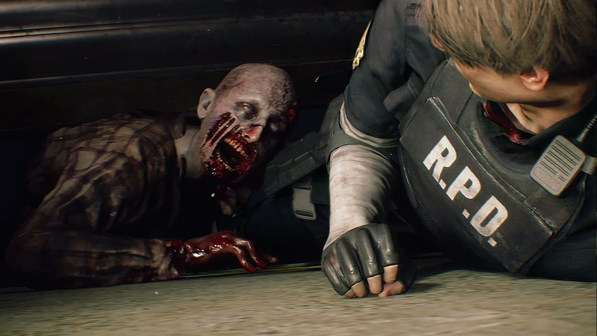 Shinji Mikami, Hideki Kamiya and others open up about the difficult development of Resident Evil 2  https://t.co/mQtMfNraUJ