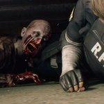 Resident Evil 2 Twitter Photo