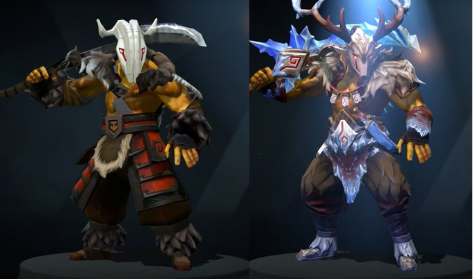 You vs. The Guy she tells you not to worry about #dota2 Фото