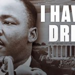 #IHaveADream #DrMartinLutherKingJr #TodayAndForever