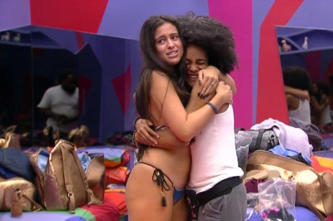 BBB19: sempre cobertas de razão, Hana e Gabi nunca passam frio https://t.co/IV3XGNzimi