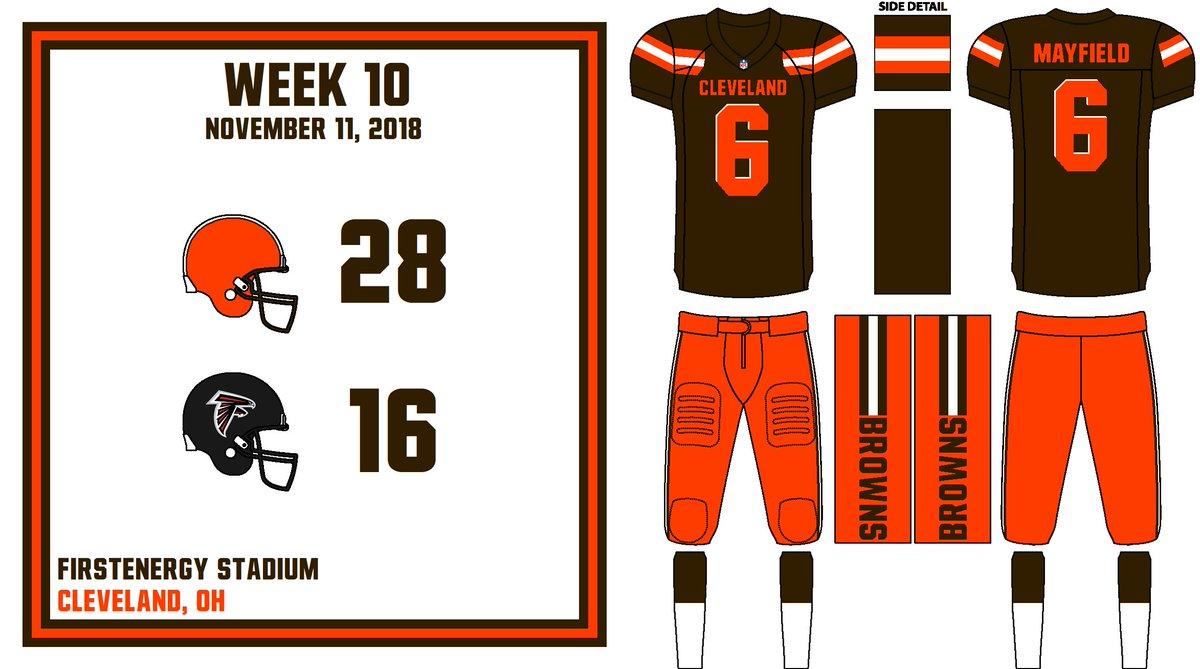 brand new 931a8 76a90 Browns Uniform Tracker (@BrownsUniTrack) | Twitter