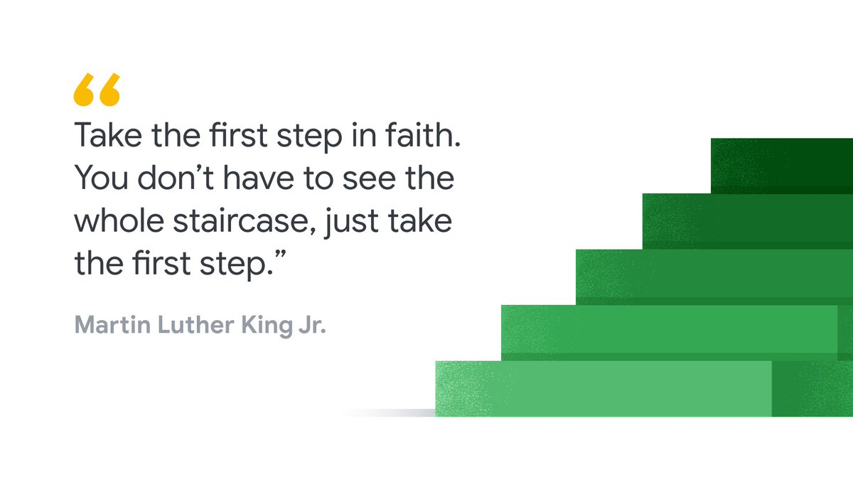 Words of wisdom for business owners on #MLKDay ✨