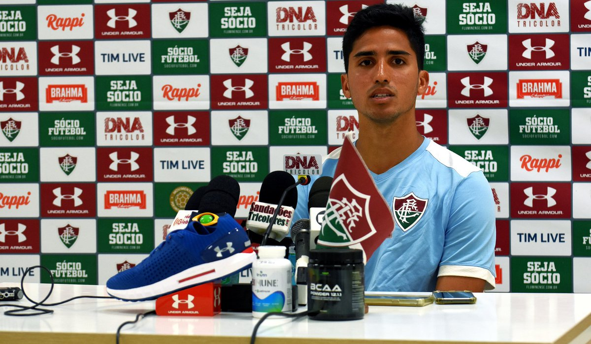 Fluminense F.C. on Twitter